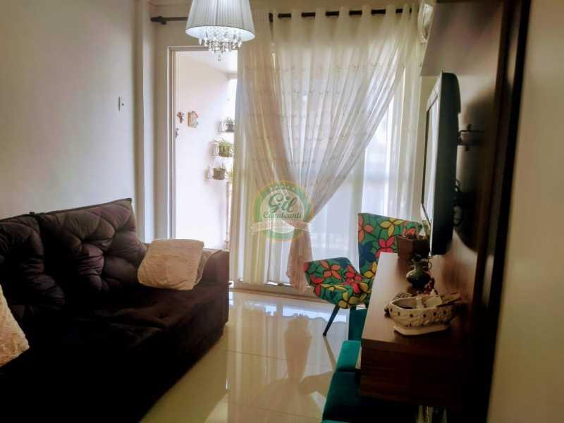 Sala  - Apartamento À Venda - Curicica - Rio de Janeiro - RJ - APR1074 - 7