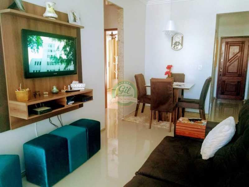Sala  - Apartamento À Venda - Curicica - Rio de Janeiro - RJ - APR1074 - 6