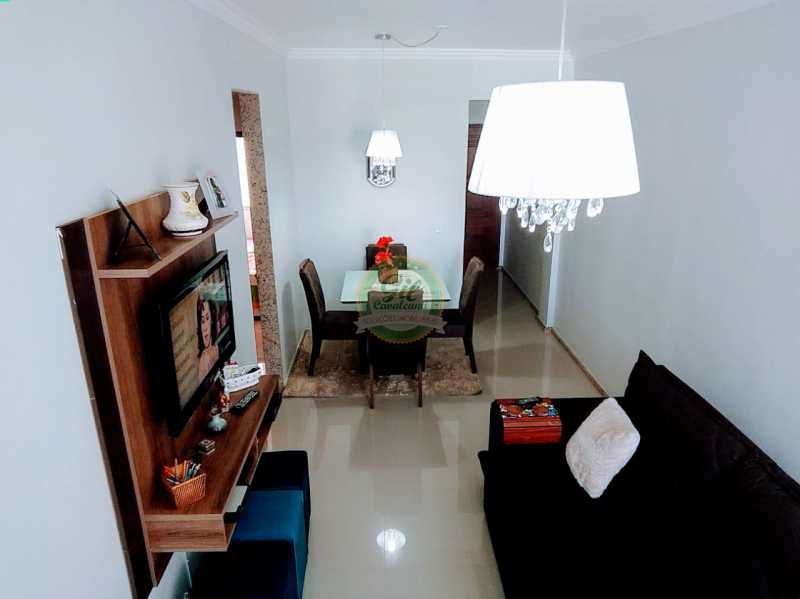 Sala  - Apartamento À Venda - Curicica - Rio de Janeiro - RJ - APR1074 - 5