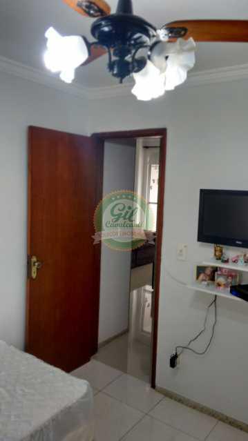 Quarto 1 - Apartamento À Venda - Curicica - Rio de Janeiro - RJ - APR1074 - 15
