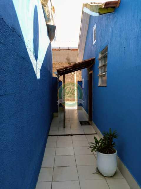 Entrada - Casa de Vila À Venda - Tanque - Rio de Janeiro - RJ - CS2224 - 5