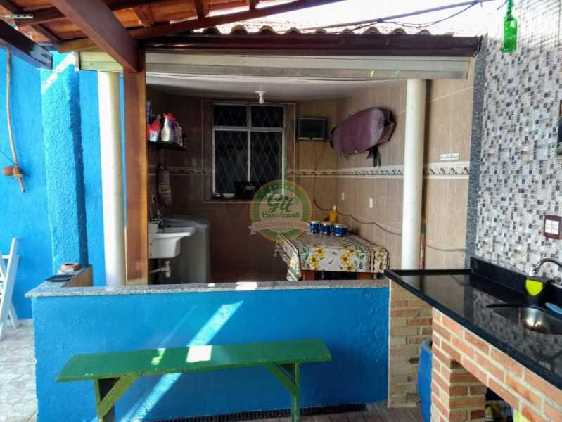 Área de Serviço - Casa de Vila À Venda - Tanque - Rio de Janeiro - RJ - CS2224 - 9
