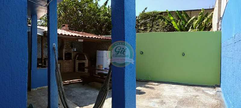 Lazer - Casa de Vila À Venda - Tanque - Rio de Janeiro - RJ - CS2224 - 12