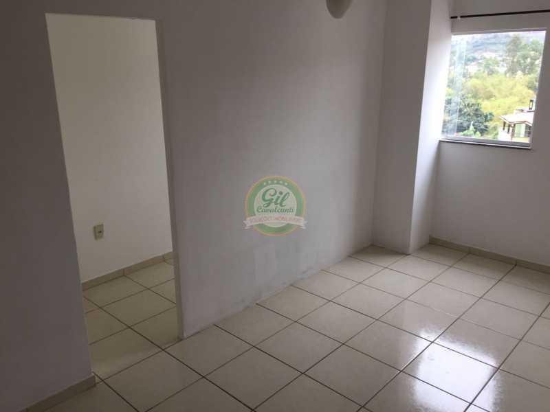 Quarto - Apartamento À Venda - Pechincha - Rio de Janeiro - RJ - AP1758 - 11