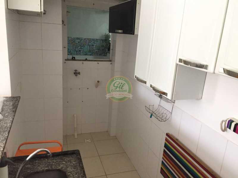 Cozinha - Apartamento À Venda - Pechincha - Rio de Janeiro - RJ - AP1758 - 7