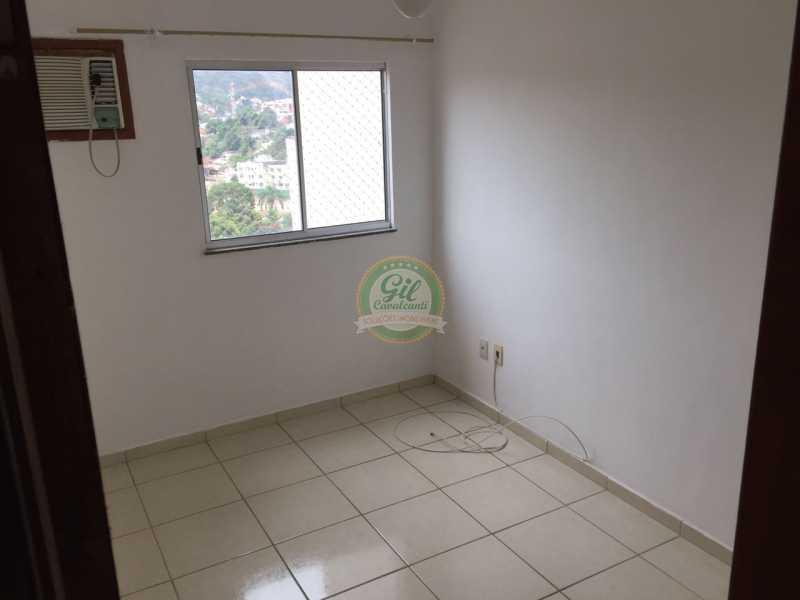 Quarto - Apartamento À Venda - Pechincha - Rio de Janeiro - RJ - AP1758 - 12