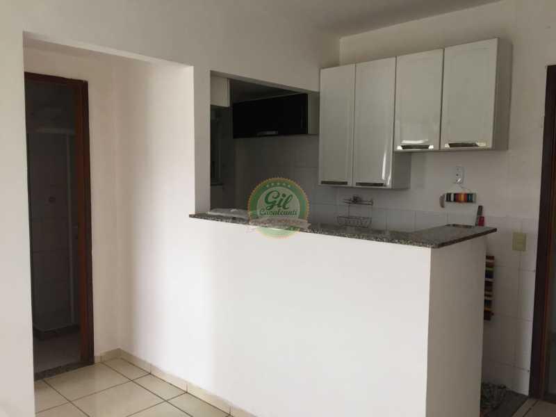 Cozinha - Apartamento À Venda - Pechincha - Rio de Janeiro - RJ - AP1758 - 6