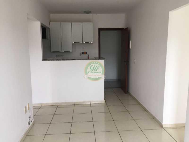 Sala - Apartamento À Venda - Pechincha - Rio de Janeiro - RJ - AP1758 - 4