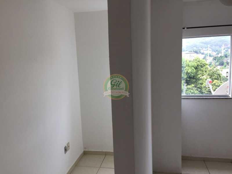 Quarto - Apartamento À Venda - Pechincha - Rio de Janeiro - RJ - AP1758 - 13