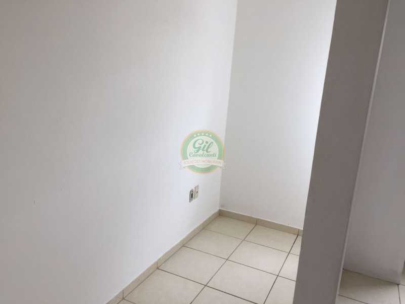 Quarto - Apartamento À Venda - Pechincha - Rio de Janeiro - RJ - AP1758 - 14