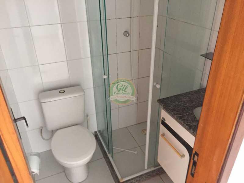 Banheiro - Apartamento À Venda - Pechincha - Rio de Janeiro - RJ - AP1758 - 15