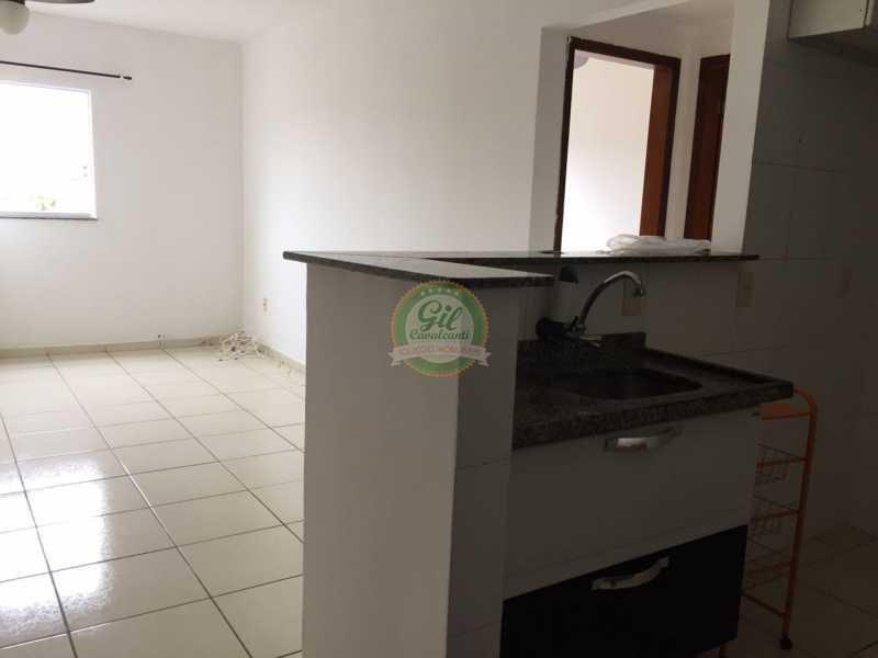 Sala - Apartamento À Venda - Pechincha - Rio de Janeiro - RJ - AP1758 - 5