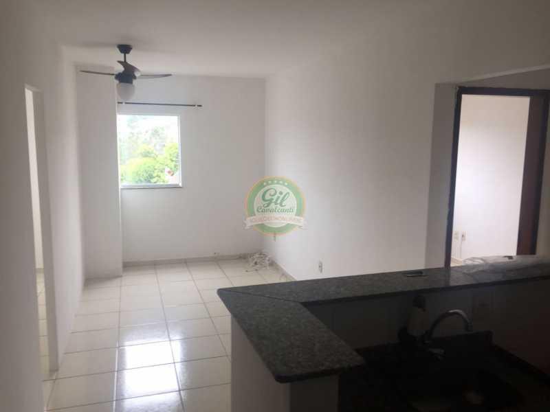 Sala - Apartamento À Venda - Pechincha - Rio de Janeiro - RJ - AP1758 - 3