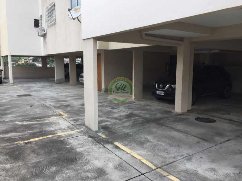 Condomínio  - Apartamento À Venda - Pechincha - Rio de Janeiro - RJ - AP1758 - 16