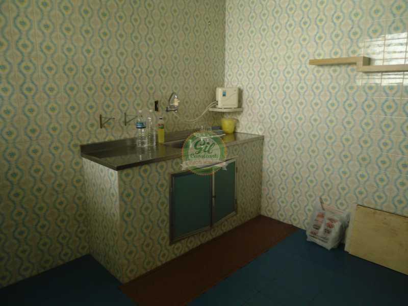 Cozinha - Casa em Condomínio 2 quartos à venda Praça Seca, Rio de Janeiro - R$ 350.000 - CS2226 - 6