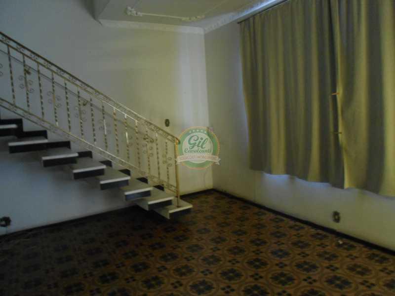 Sala  - Casa em Condomínio 2 quartos à venda Praça Seca, Rio de Janeiro - R$ 350.000 - CS2226 - 4