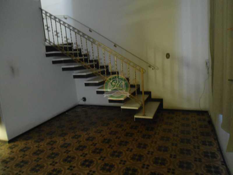 Sala  - Casa em Condomínio 2 quartos à venda Praça Seca, Rio de Janeiro - R$ 350.000 - CS2226 - 3