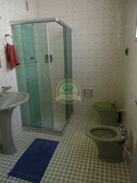 Banheiro - Casa em Condomínio 2 quartos à venda Praça Seca, Rio de Janeiro - R$ 350.000 - CS2226 - 9