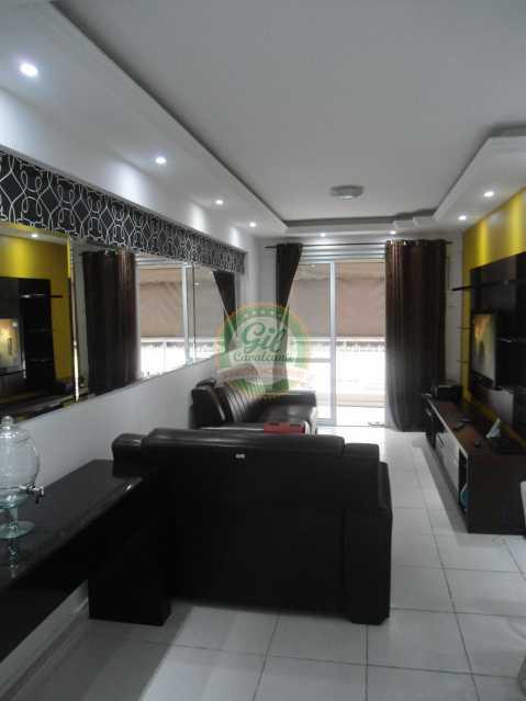 Sala - Apartamento À Venda - Taquara - Rio de Janeiro - RJ - AP1760 - 3