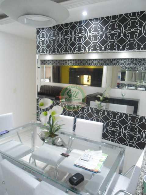Sala  - Apartamento À Venda - Taquara - Rio de Janeiro - RJ - AP1760 - 5