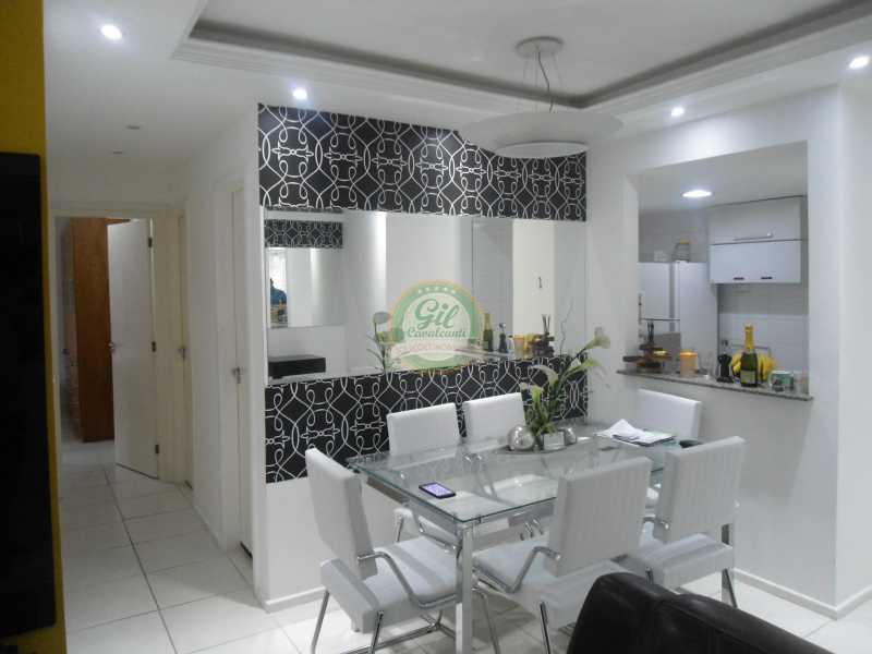 Sala  - Apartamento À Venda - Taquara - Rio de Janeiro - RJ - AP1760 - 6