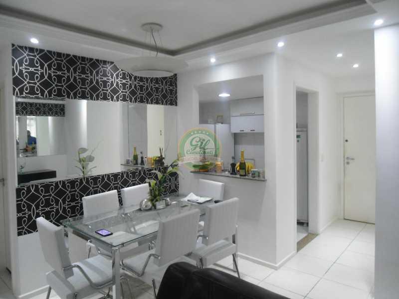 Sala  - Apartamento À Venda - Taquara - Rio de Janeiro - RJ - AP1760 - 7