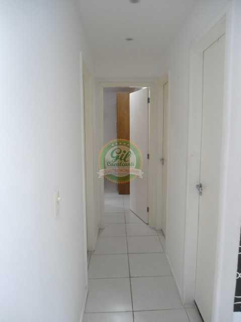 Corredor - Apartamento À Venda - Taquara - Rio de Janeiro - RJ - AP1760 - 10