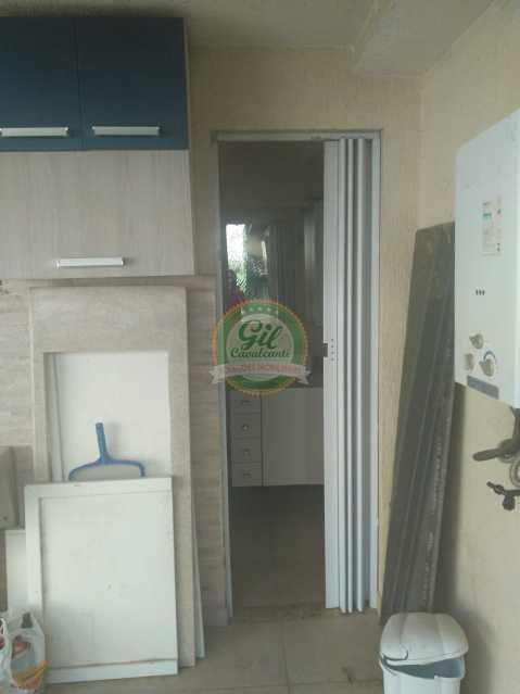 Área de serviço - Casa 4 quartos à venda Vila Valqueire, Rio de Janeiro - R$ 960.000 - CS2228 - 17