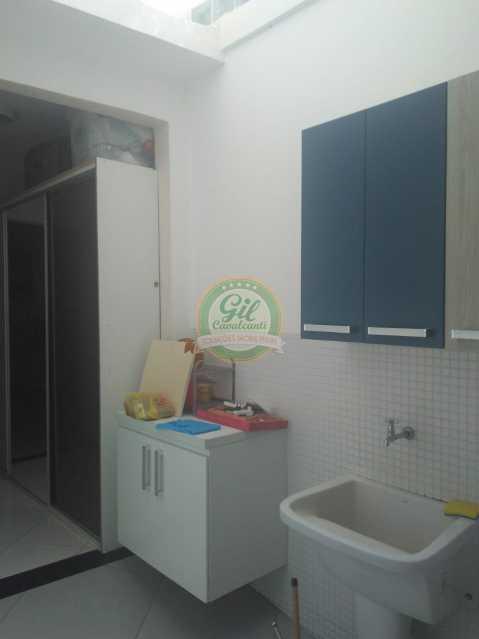 Área de serviço - Casa 4 quartos à venda Vila Valqueire, Rio de Janeiro - R$ 960.000 - CS2228 - 16