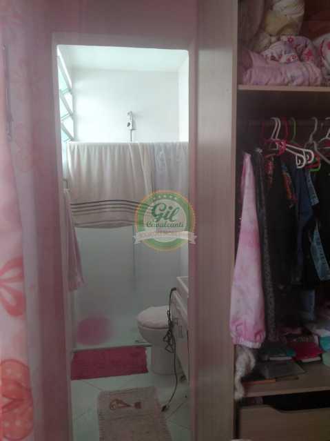 Banheiro - Casa 4 quartos à venda Vila Valqueire, Rio de Janeiro - R$ 960.000 - CS2228 - 15