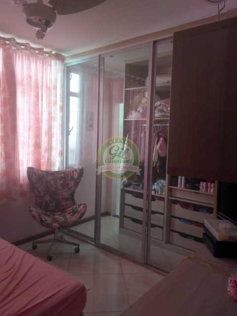 Quarto - Casa 4 quartos à venda Vila Valqueire, Rio de Janeiro - R$ 960.000 - CS2228 - 13