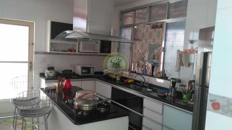 Cozinha - Casa 4 quartos à venda Vila Valqueire, Rio de Janeiro - R$ 960.000 - CS2228 - 11