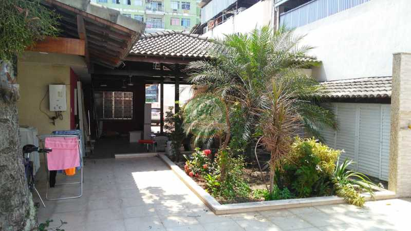 Quintal  - Casa 4 quartos à venda Vila Valqueire, Rio de Janeiro - R$ 960.000 - CS2228 - 4