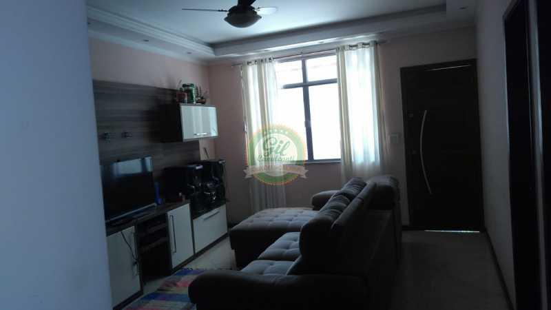 Sala - Casa 4 quartos à venda Vila Valqueire, Rio de Janeiro - R$ 960.000 - CS2228 - 10