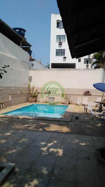 Quintal  - Casa 4 quartos à venda Vila Valqueire, Rio de Janeiro - R$ 960.000 - CS2228 - 6