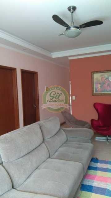 Sala - Casa 4 quartos à venda Vila Valqueire, Rio de Janeiro - R$ 960.000 - CS2228 - 9