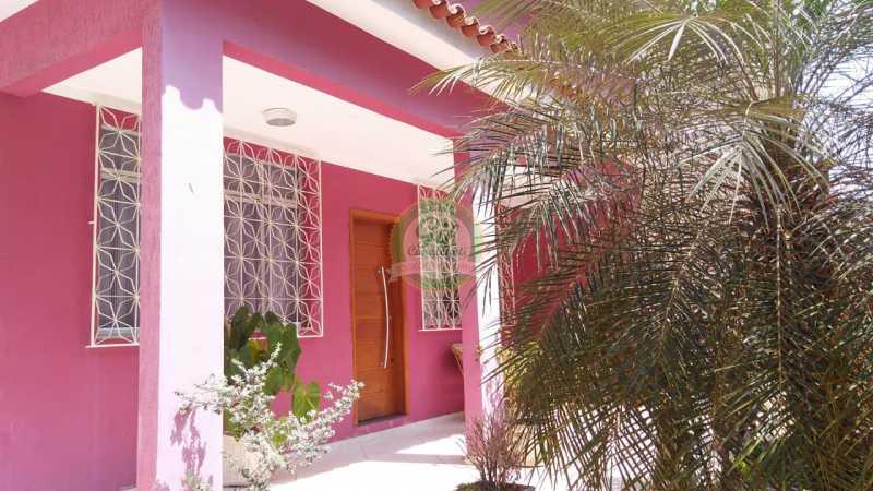Entrada - Casa 4 quartos à venda Vila Valqueire, Rio de Janeiro - R$ 960.000 - CS2228 - 1
