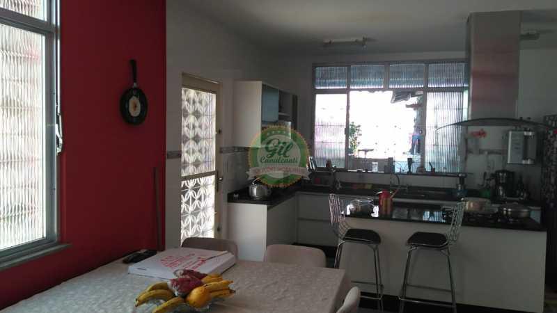 Cozinha - Casa 4 quartos à venda Vila Valqueire, Rio de Janeiro - R$ 960.000 - CS2228 - 12
