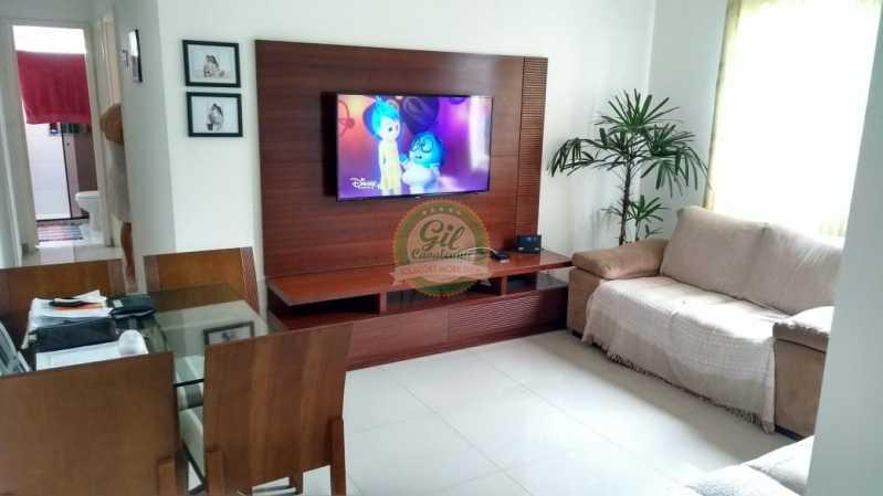 Sala  - Apartamento Taquara,Rio de Janeiro,RJ À Venda,2 Quartos,52m² - AP1766 - 1