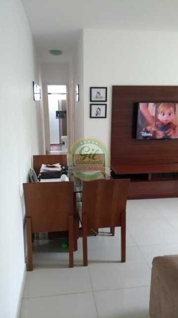 Sala - Apartamento Taquara,Rio de Janeiro,RJ À Venda,2 Quartos,52m² - AP1766 - 3
