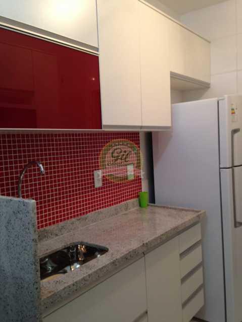 Cozinha  - Apartamento Taquara,Rio de Janeiro,RJ À Venda,2 Quartos,52m² - AP1766 - 6