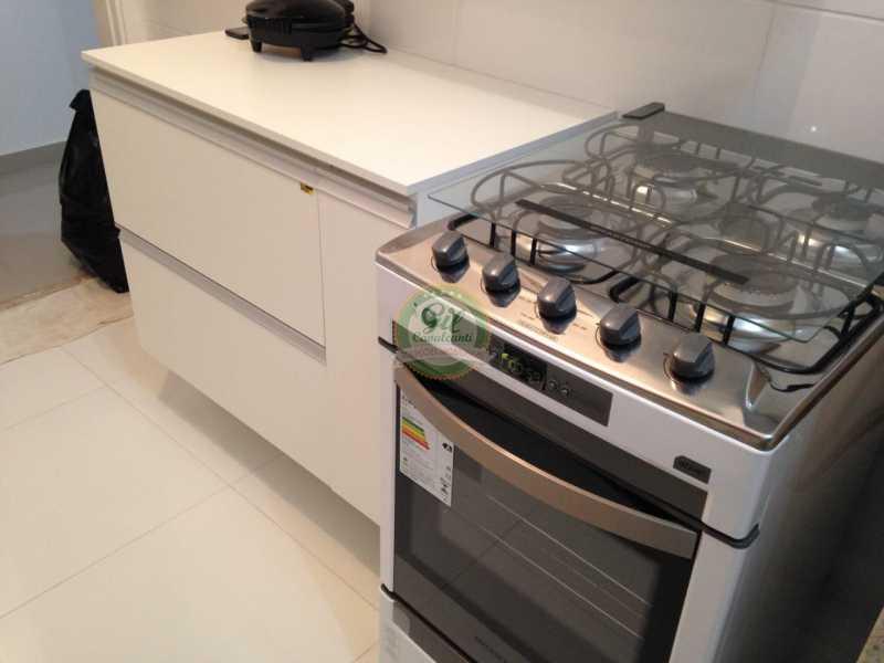 Cozinha  - Apartamento Taquara,Rio de Janeiro,RJ À Venda,2 Quartos,52m² - AP1766 - 7