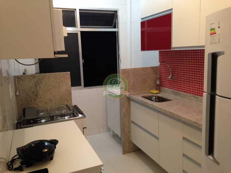 Cozinha  - Apartamento Taquara,Rio de Janeiro,RJ À Venda,2 Quartos,52m² - AP1766 - 5