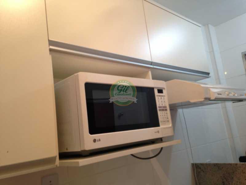 Cozinha  - Apartamento Taquara,Rio de Janeiro,RJ À Venda,2 Quartos,52m² - AP1766 - 8