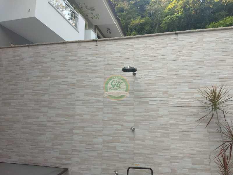 Chuveirão - Casa em Condomínio 3 quartos à venda Jacarepaguá, Rio de Janeiro - R$ 730.000 - CS2230 - 30