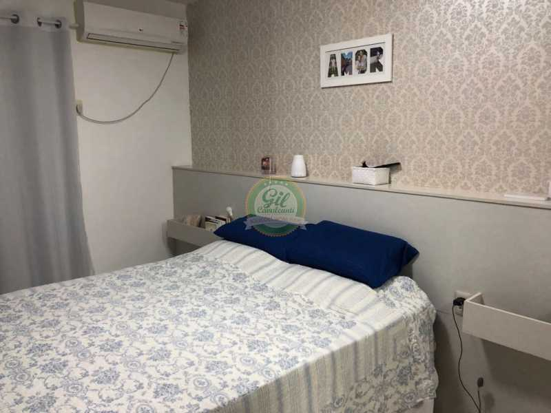 Suite - Casa em Condomínio 3 quartos à venda Jacarepaguá, Rio de Janeiro - R$ 730.000 - CS2230 - 16