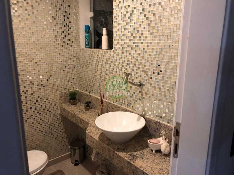 Banheiro - Casa em Condomínio 3 quartos à venda Jacarepaguá, Rio de Janeiro - R$ 730.000 - CS2230 - 25
