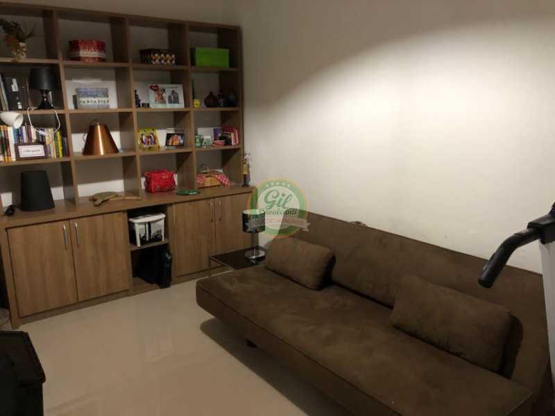 Sala de estar - Casa em Condomínio 3 quartos à venda Jacarepaguá, Rio de Janeiro - R$ 730.000 - CS2230 - 27