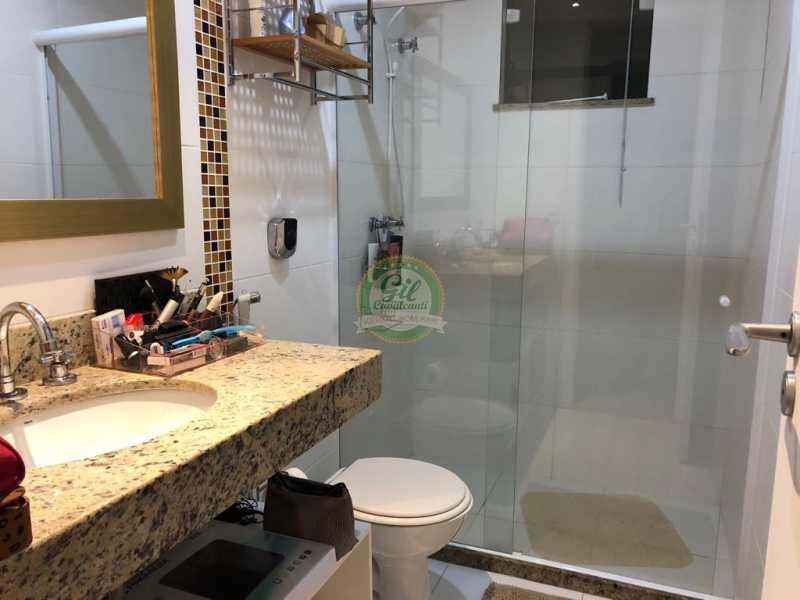 Banheiro - Casa em Condomínio 3 quartos à venda Jacarepaguá, Rio de Janeiro - R$ 730.000 - CS2230 - 22