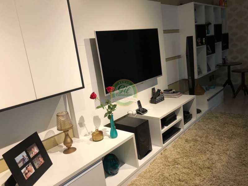 Sala  - Casa em Condomínio 3 quartos à venda Jacarepaguá, Rio de Janeiro - R$ 730.000 - CS2230 - 7